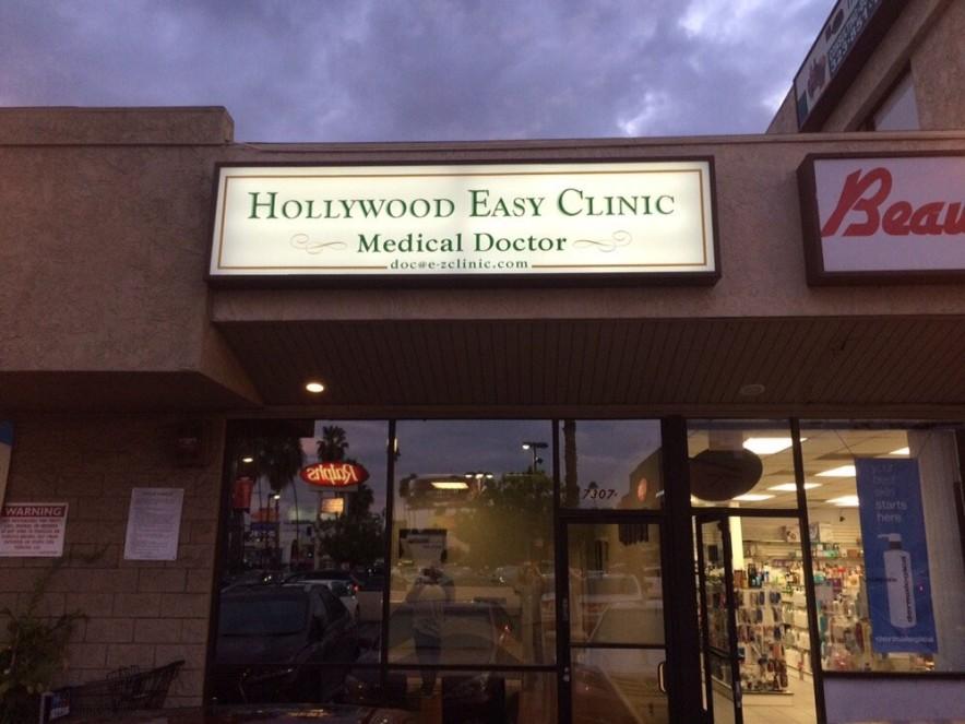 Medical Marijuana Doctors Los Angeles Hollywood Easy Clinic