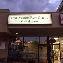 Medical Marijuana Doctors Hollywood Easy Clinic