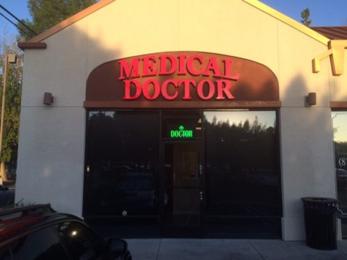 Medical marijuana card doctors valley village